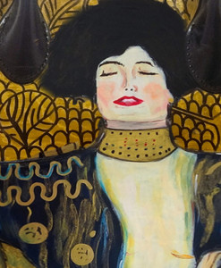 Borsa – Giuditta di Klimt