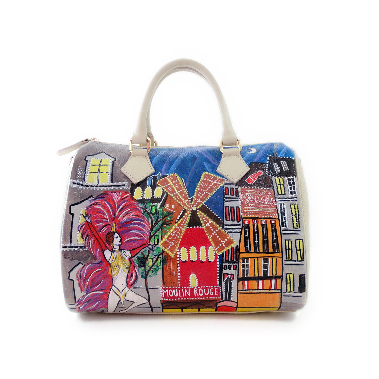Borsa – Moulin Rouge