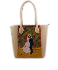 Borsa – Ballo a Bougival di Renoir