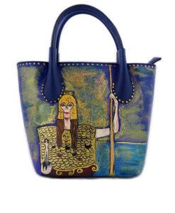 Borsa – Pallade Athena di Klimt