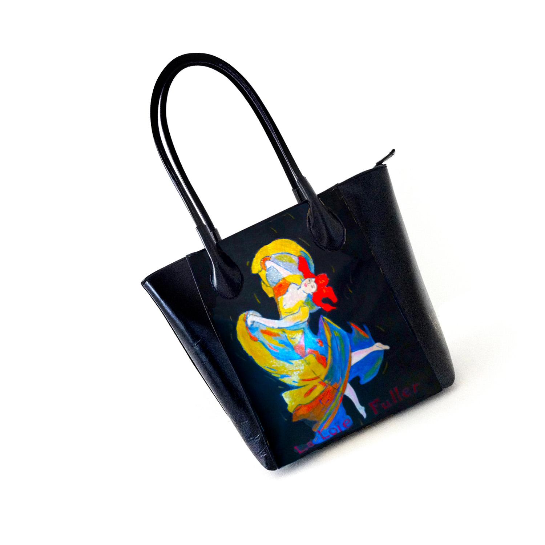 Borsa – La loie fuller di Toulouse Lautrec