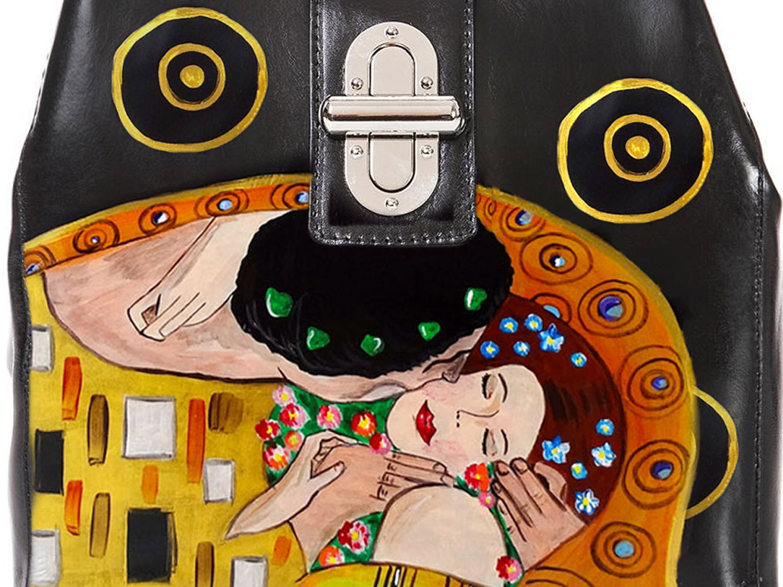 Borsa – Il bacio di Klimt